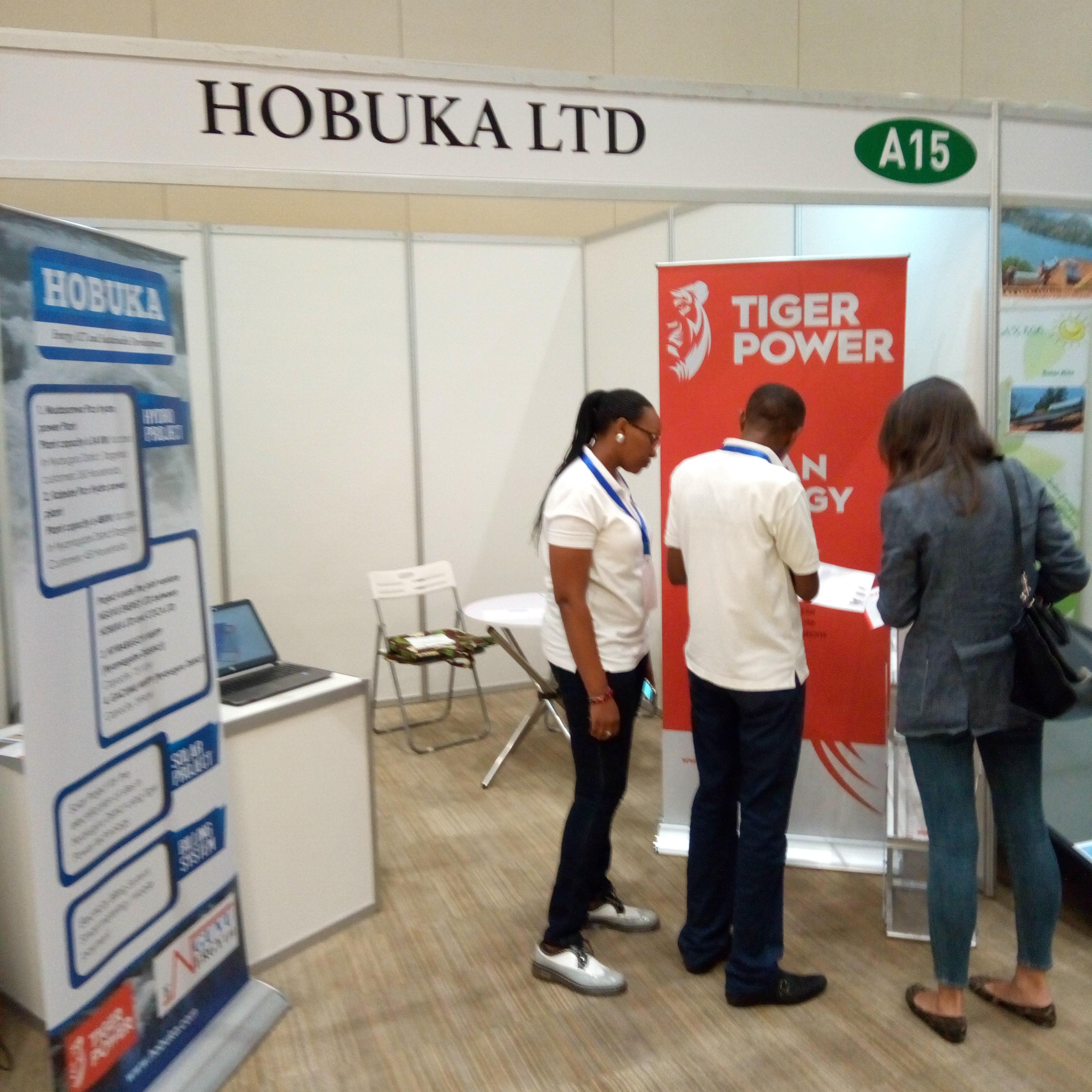 Hobuka Stand