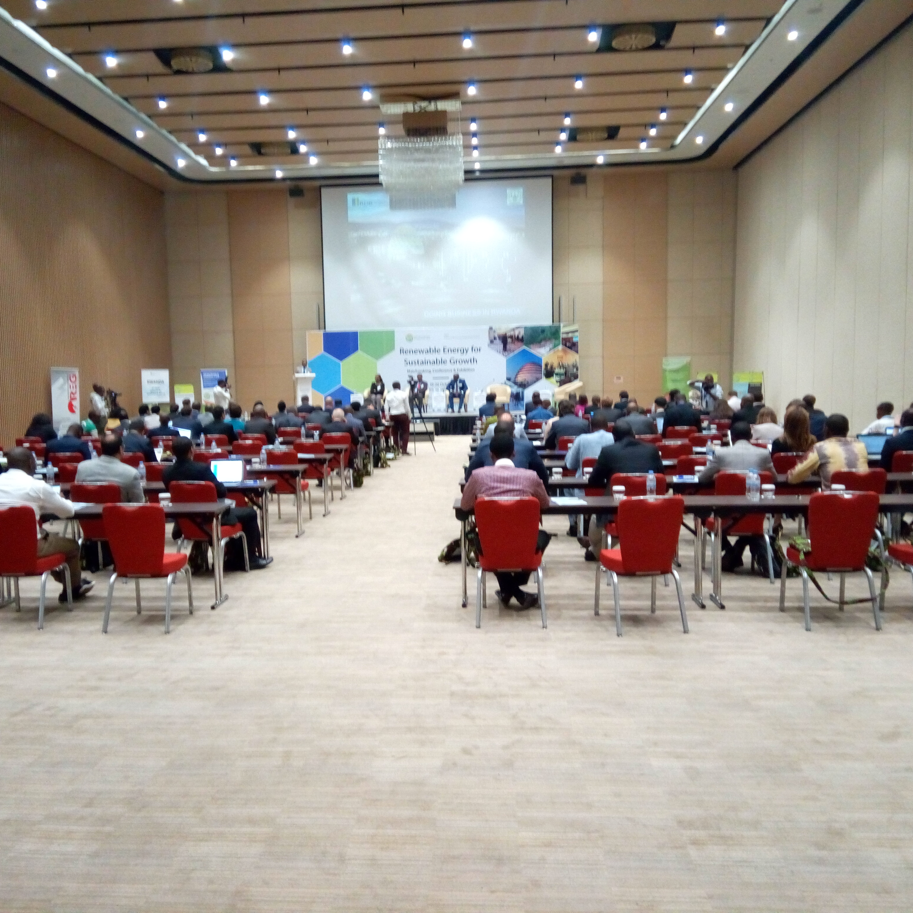 Renewable Energy for Sustainable Growth Conference